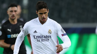 Agent of Real Madrid striker Benzema takes aim at Varane