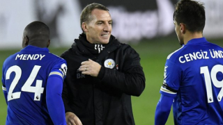 Rodgers proud of Leicester 'calmness' in top-four race after Aston Villa win