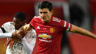 Man Utd captain Maguire battling to make Euro final