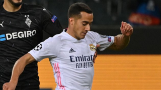Real Madrid wing-back Lucas Vazquez: Victory over Atalanta fair result