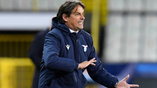 Lazio coach Inzaghi happy with victory over Sampdoria