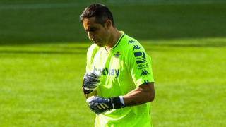 Real Betis keeper Bravo: There was never any rift with Ter Stegen at Barcelona