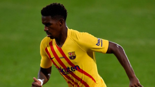 Arsenal chief Edu ready to make new swap bid for Barcelona fullback Junior Firpo