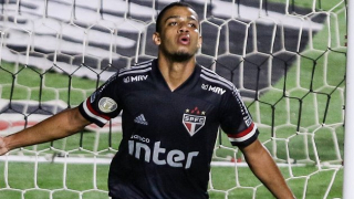 Arsenal chief Edu receives boost in pursuit of Sao Paulo striker Brenner