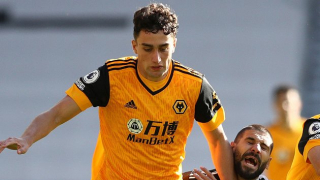 Wolves defender Max Kilman staying ground over playing run