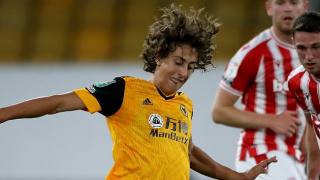 Wolves striker Fabio Silva delighted with first goals for club