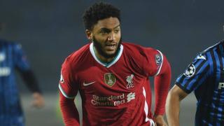 Liverpool boss Klopp upbeat on Gomez progress