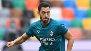 ​Man Utd leads four clubs after AC Milan playmaker Calhanoglu