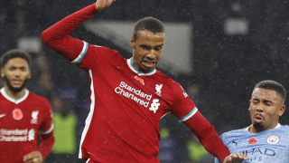 ​Liverpool confirm season ending injury for Matip