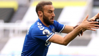 Cenk Tosun returns to Everton