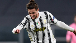 Everton target Rabiot up for sale at Juventus