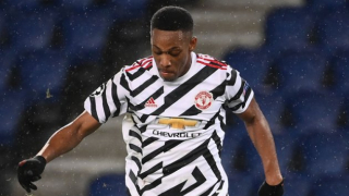 Wife of Man Utd attacker Martial dreams of Real Madrid move