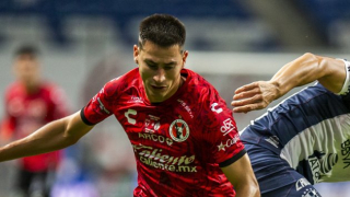 Monterrey make move for Tijuana midfielder Mauro Lainez