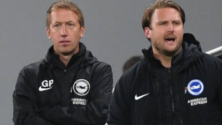 Brighton manager Potter finds Izquierdo positive in Sheffield Utd defeat