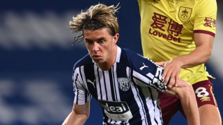 West Brom midfielder Coonor Gallagher upbeat after Fulham draw