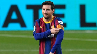 ​Barcelona to appeal Messi suspension