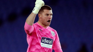West Brom keeper Johnstone has no regrets leaving Man Utd