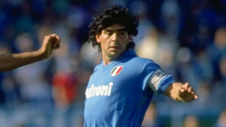Sampdoria coach Ranieri: I tried to sign Maradona for Napoli