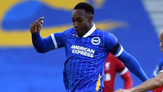 Potter says Brighton working to get Welbeck to full fitness