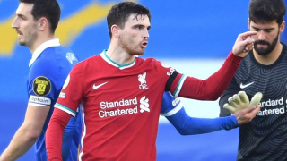 Ex-Liverpool star Enrique lauds Robertson as world's best left-back