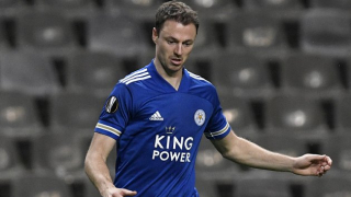 ​Leicester confident of defender Evans agreeing new deal