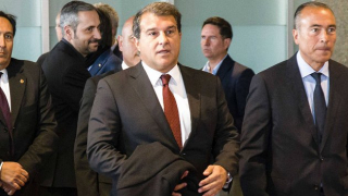 Barcelona president Laporta: This Copa win can be first of many