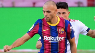 West Brom failed with deadline day bid for Barcelona striker Braithwaite