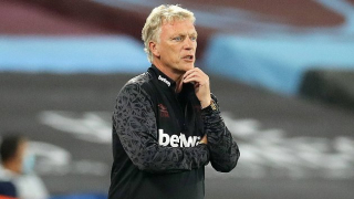 ​Moyes reluctant to consider top four finish at West Ham