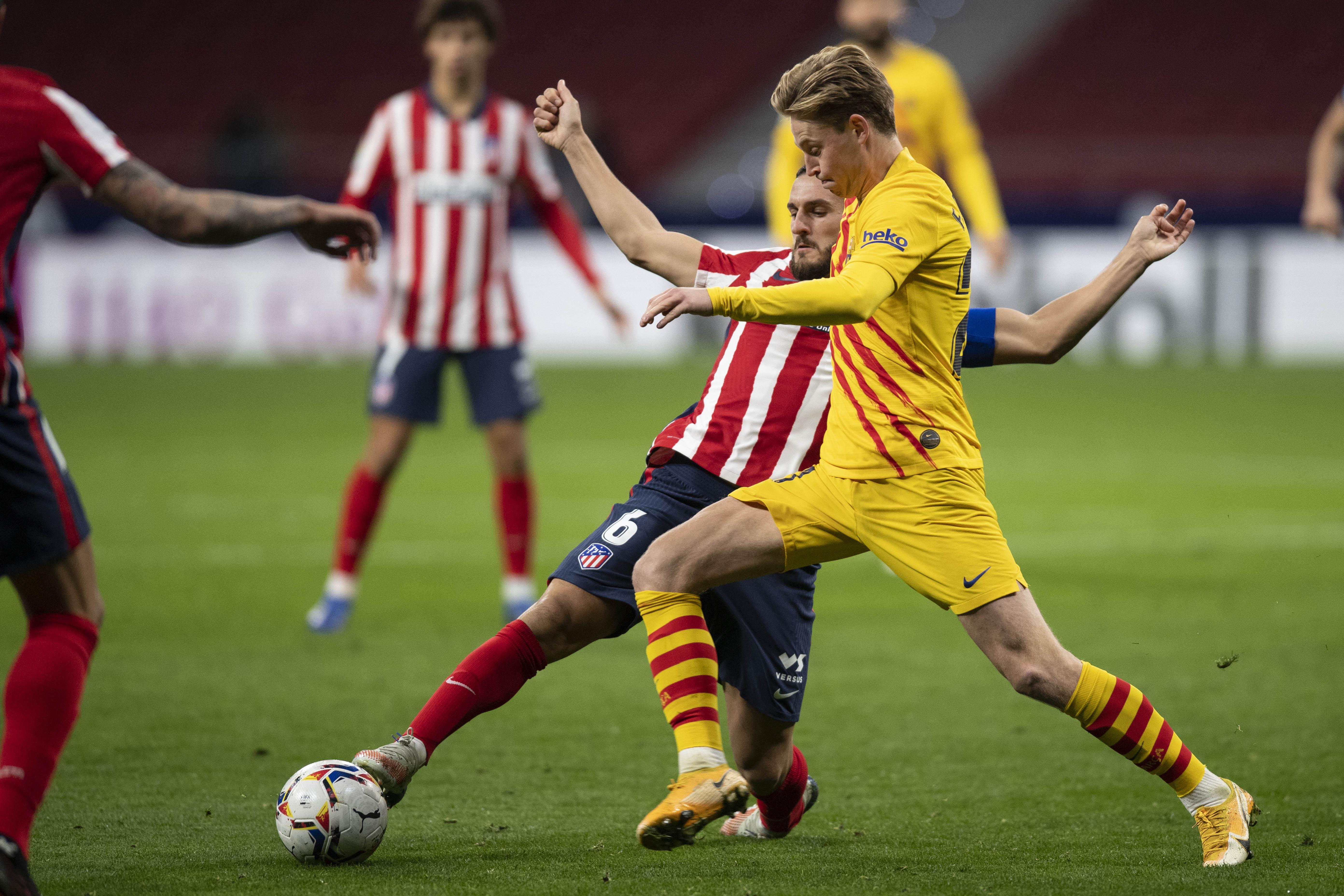 Atleti 1-0 Barça (Nov 2020) 7.JPG