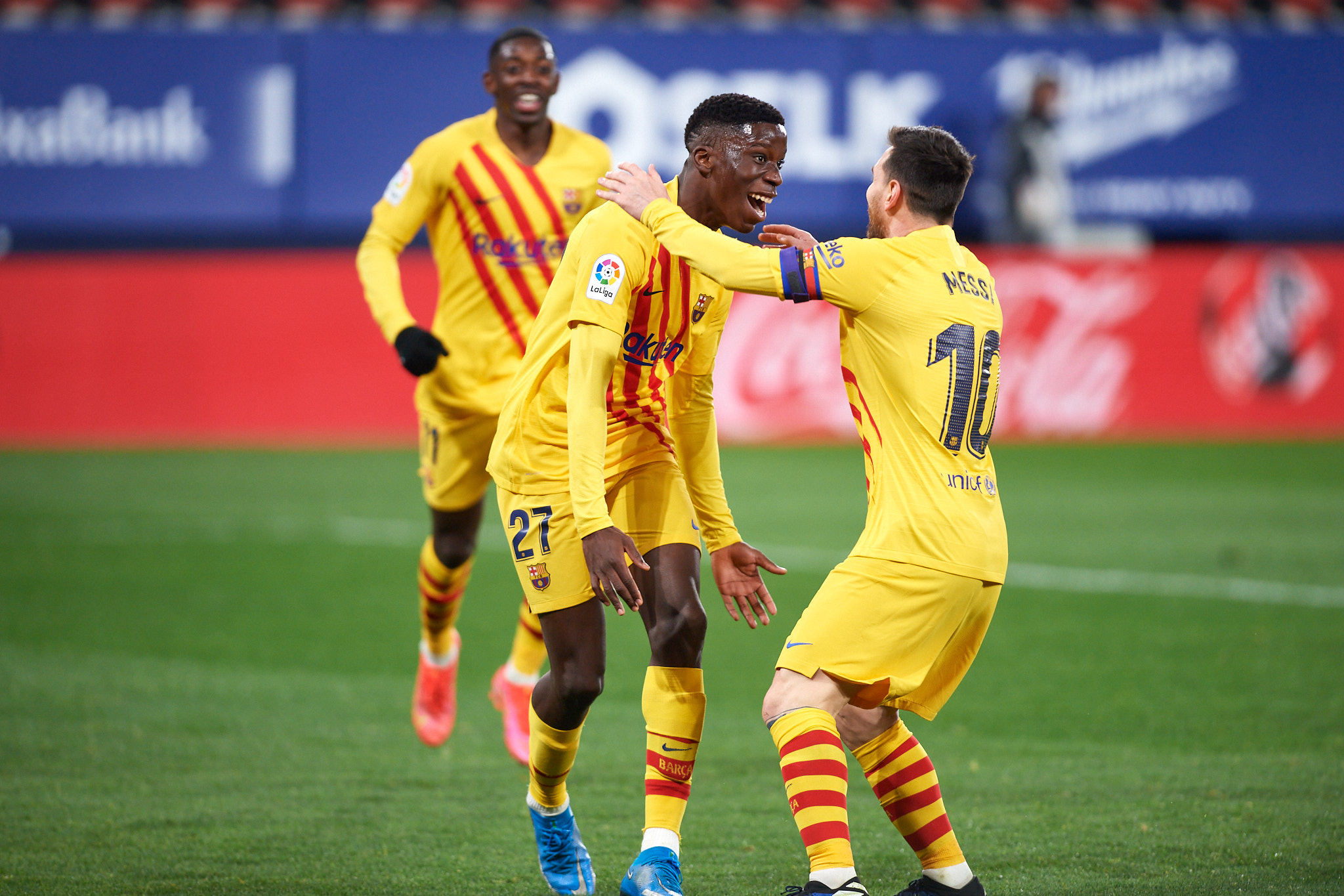 Ilaix Moriba (FC <a href='/clubs/barcelona'>Barcelona</a>) 3.jpg