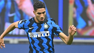 Agent of Inter Milan fullback Achraf Hakimi cools Real Madrid row claims