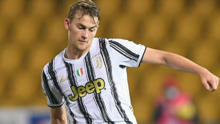 Juventus defender De Ligt: Man Utd never tried for me