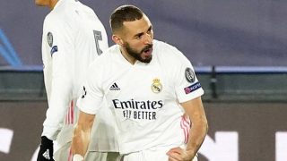 Real Madrid's 2-goal Benzema delighted after victory at Alaves