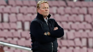 Barcelona coach Koeman: You can't say we're going to win the title