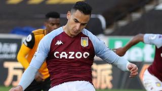 Anwar El Ghazi hails Aston Villa fans