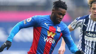 Crystal Palace boss Hodgson hopes Schlupp can return ahead of schedule