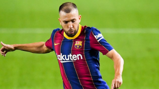 Barcelona fullback Jordi Alba: For now, Messi 100% committed here