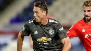 Man Utd players happy being top of table - Matic