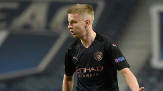 Prem foursome target Man City left-back Zinchenko