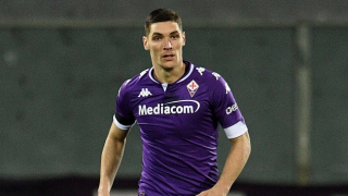 Liverpool ponder move for Fiorentina defender Nikola Milenkovic