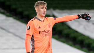 Arsenal confirm another setback for Runarsson