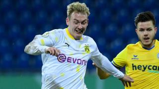 Borussia Dortmund attacker Brandt: AC Milan, Lazio rumours nice