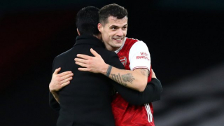 Xhaka on left-back role: If Arsenal win the Europa League - I don't care where I play!