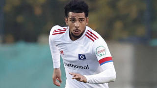 Former Arsenal winger Xavier Amaechi leaving Hamburg for England return