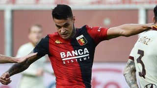 AC Milan in Sassuolo talks for Genoa striker Scamacca