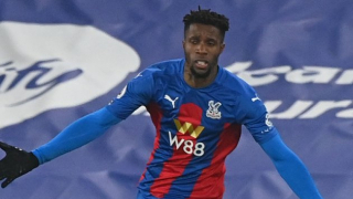 Crystal Palace boss Hodgson dismisses Zaha exit talk