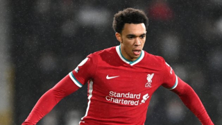 Liverpool fullback Alexander-Arnold: Form slump is new for me - I'm getting better