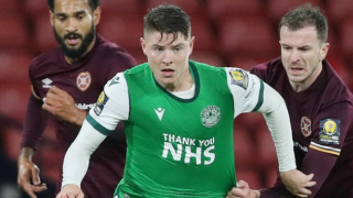 Hibs boss Ross insists Sheffield Utd target Nisbet will only leave for mega offer