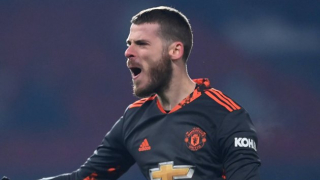 PSG already discussing personal terms with Man Utd keeper De Gea