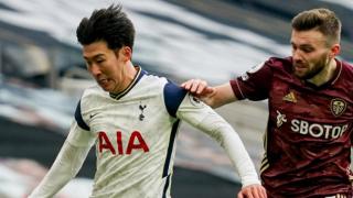 Tottenham ace Heug-min Son in line to make Aston Villa clash